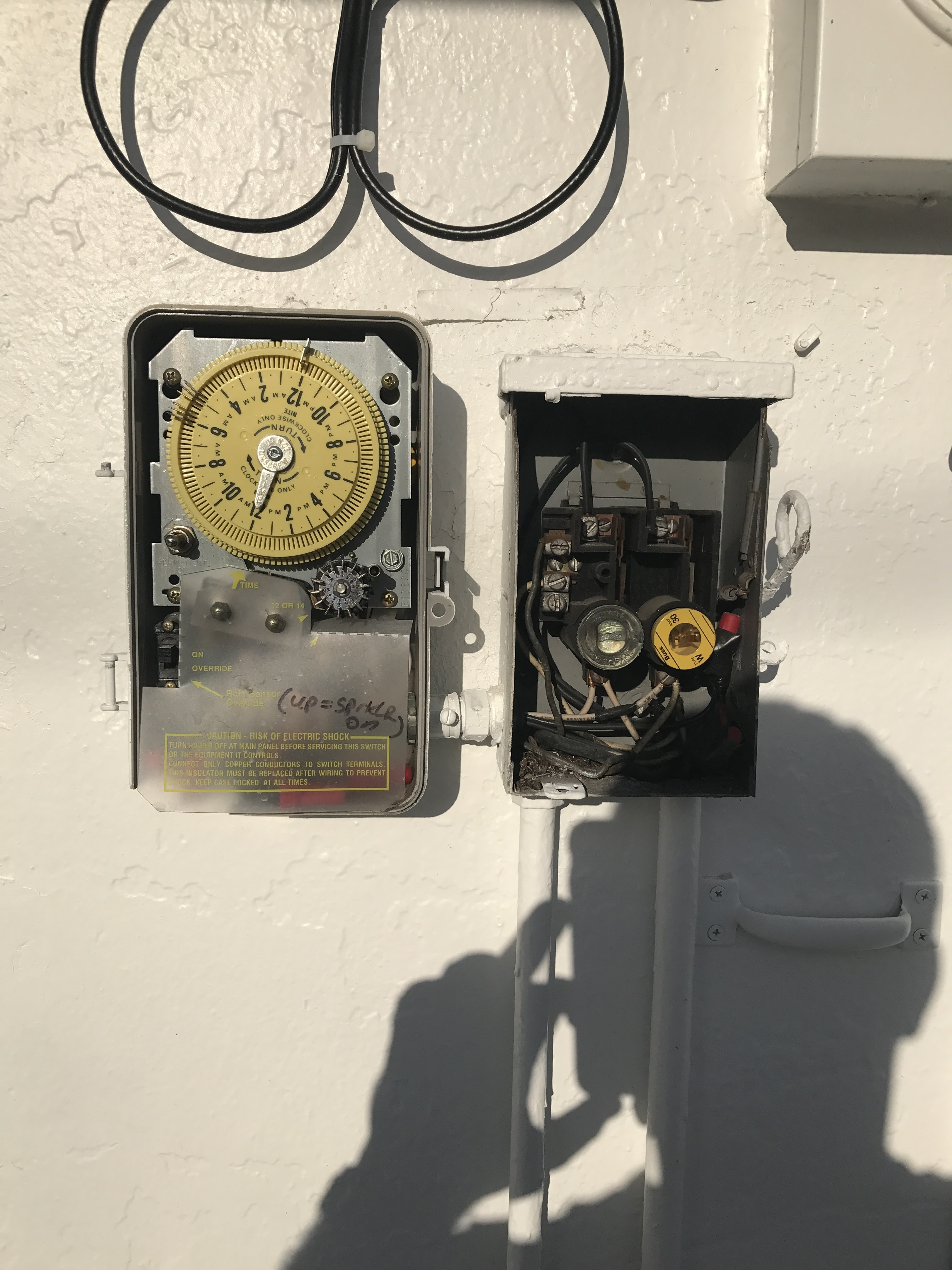 Intermatic Mechanical Timer Replace :) - Sprinklers ... on