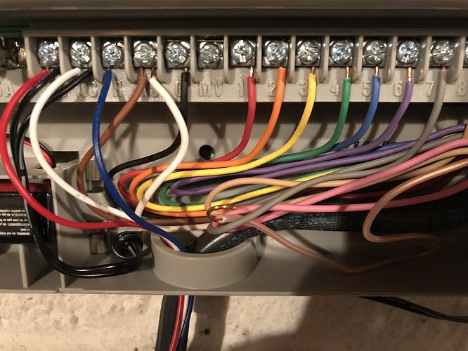 [SCHEMATICS_43NM]  Hunter SRC Complex Wiring - Wiring - Rachio Community | Hunter Src Wiring Diagram |  | Rachio Community