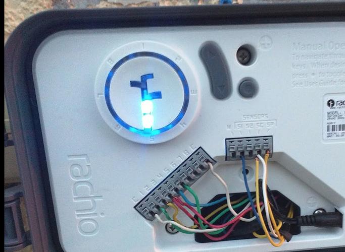 Wiring A Hunter Wireless Rain Clik Rain Sensor To A Gen2