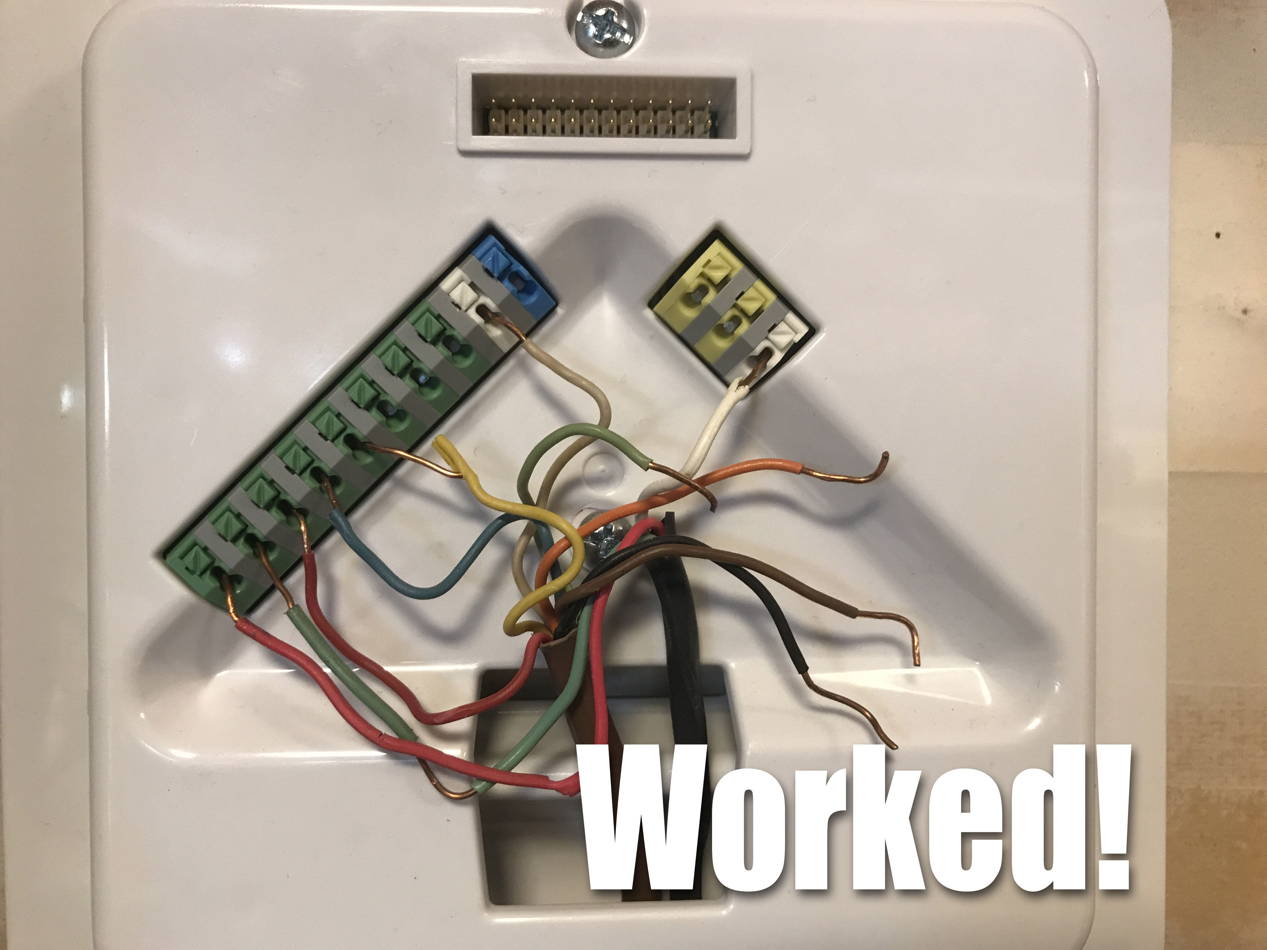 fingers crossed all continues to work as we enter sprinkler season and i'll  be giving my new (old) system a good working