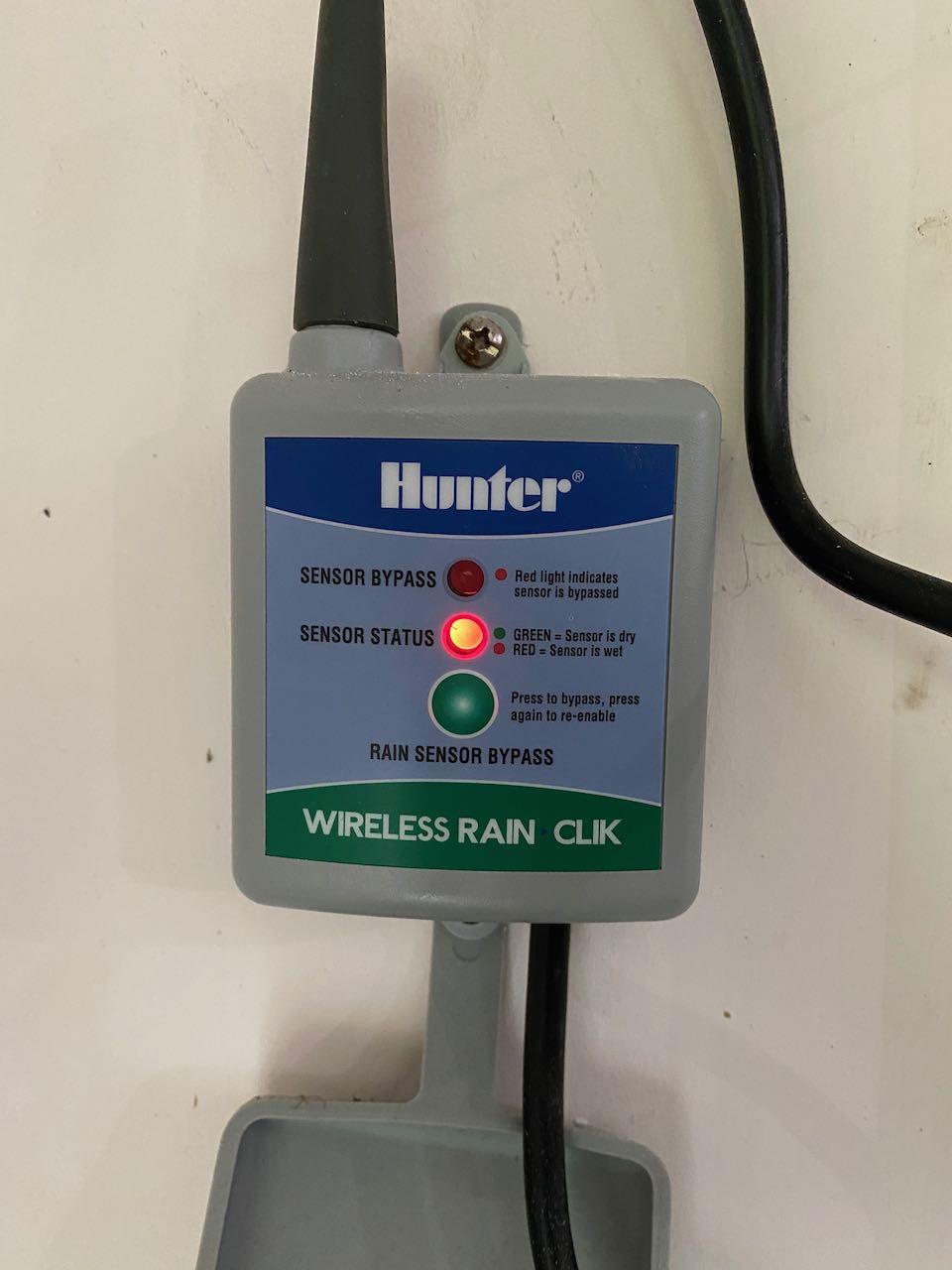 Hunter Sensor
