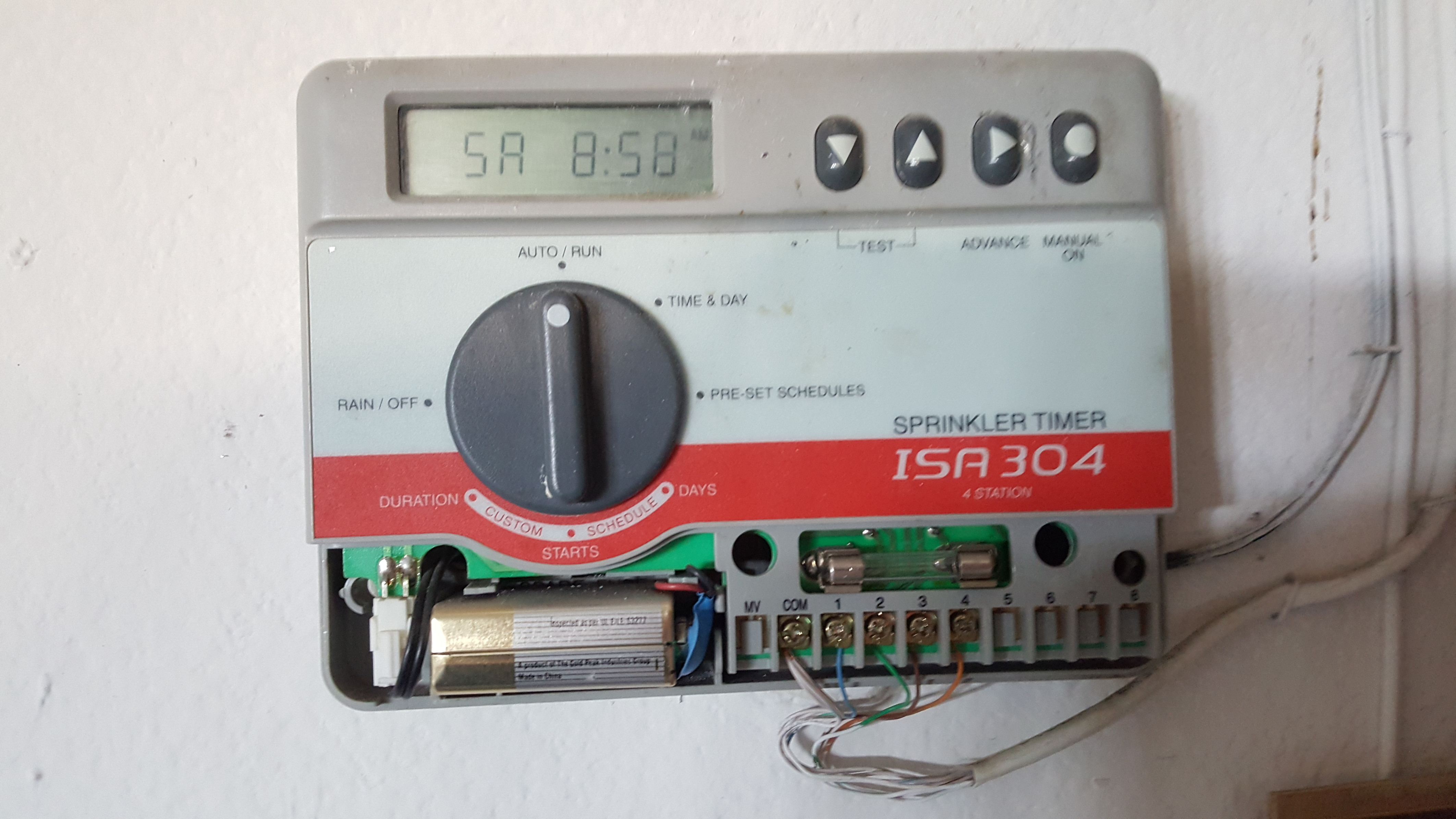 Weathermatic Controller Wiring Diagram on
