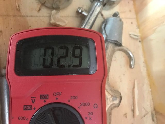 your multimeter