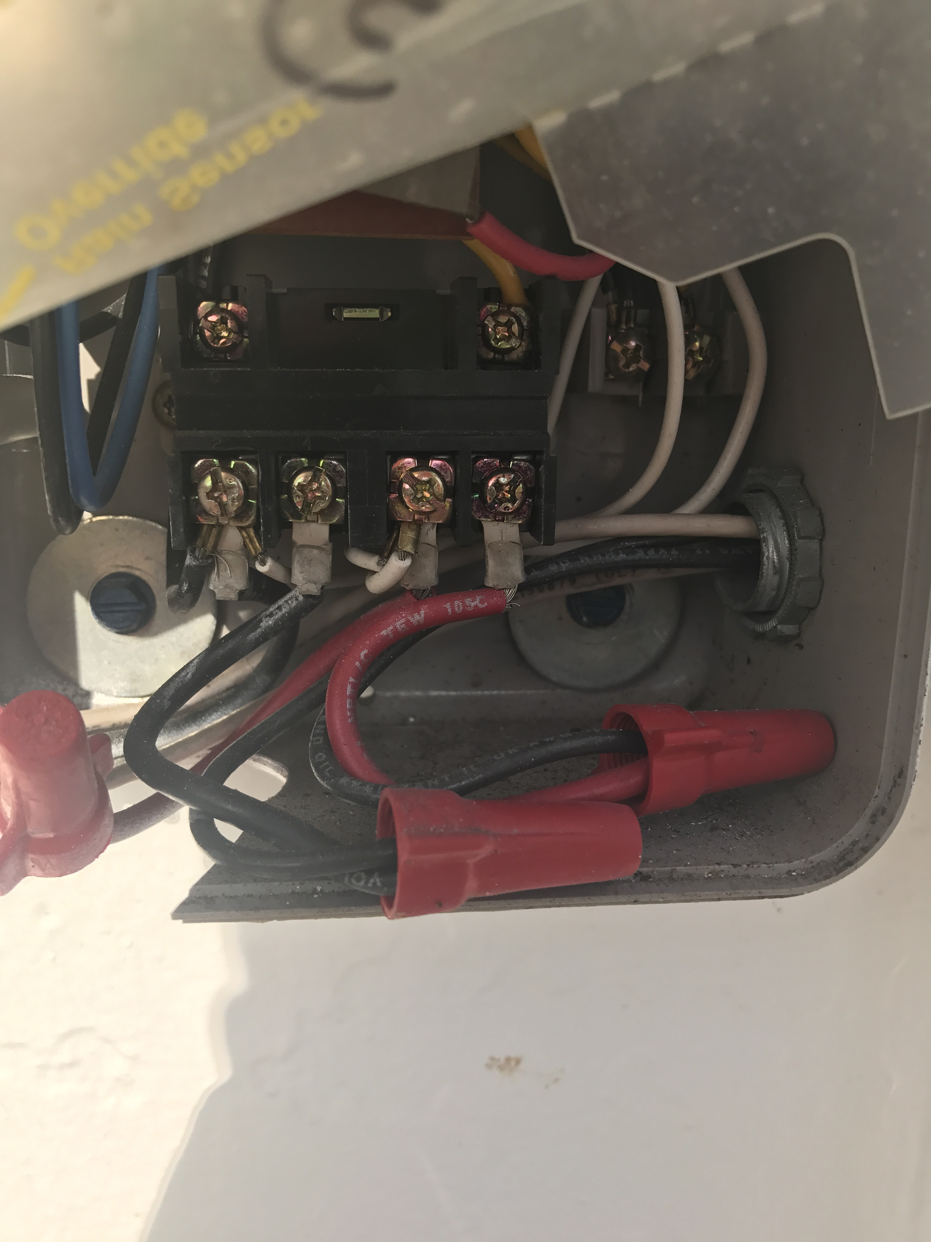 Intermatic Mechanical Timer Replace Sprinklers Irrigation Wiring Diagram Img 14933024x4032 145 Mb