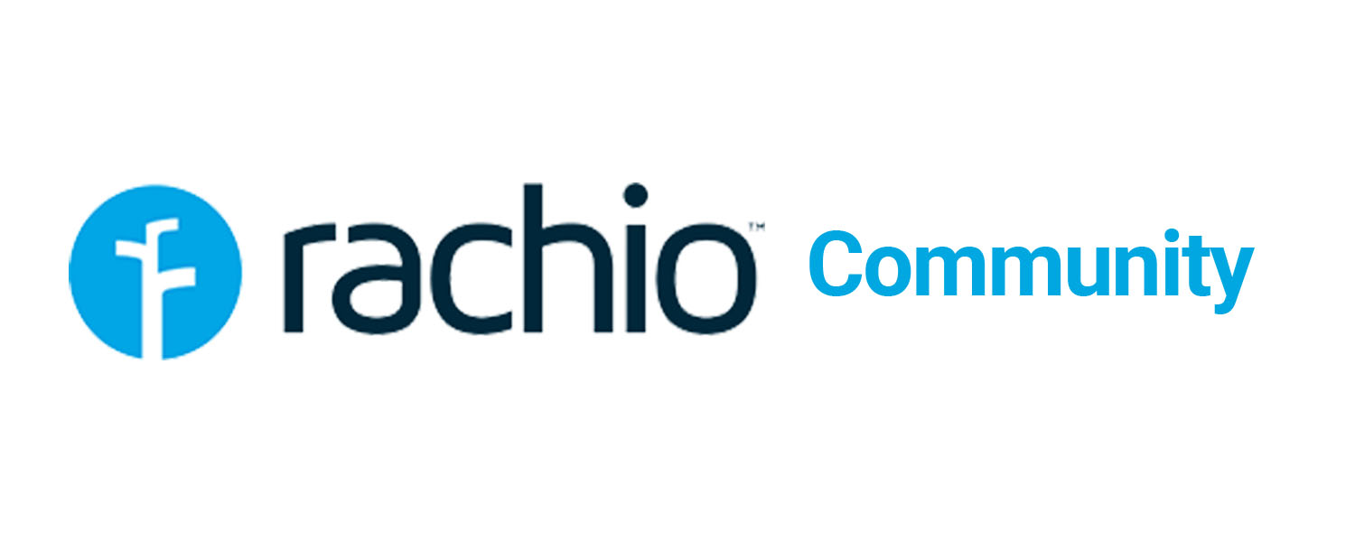 Rachio Community