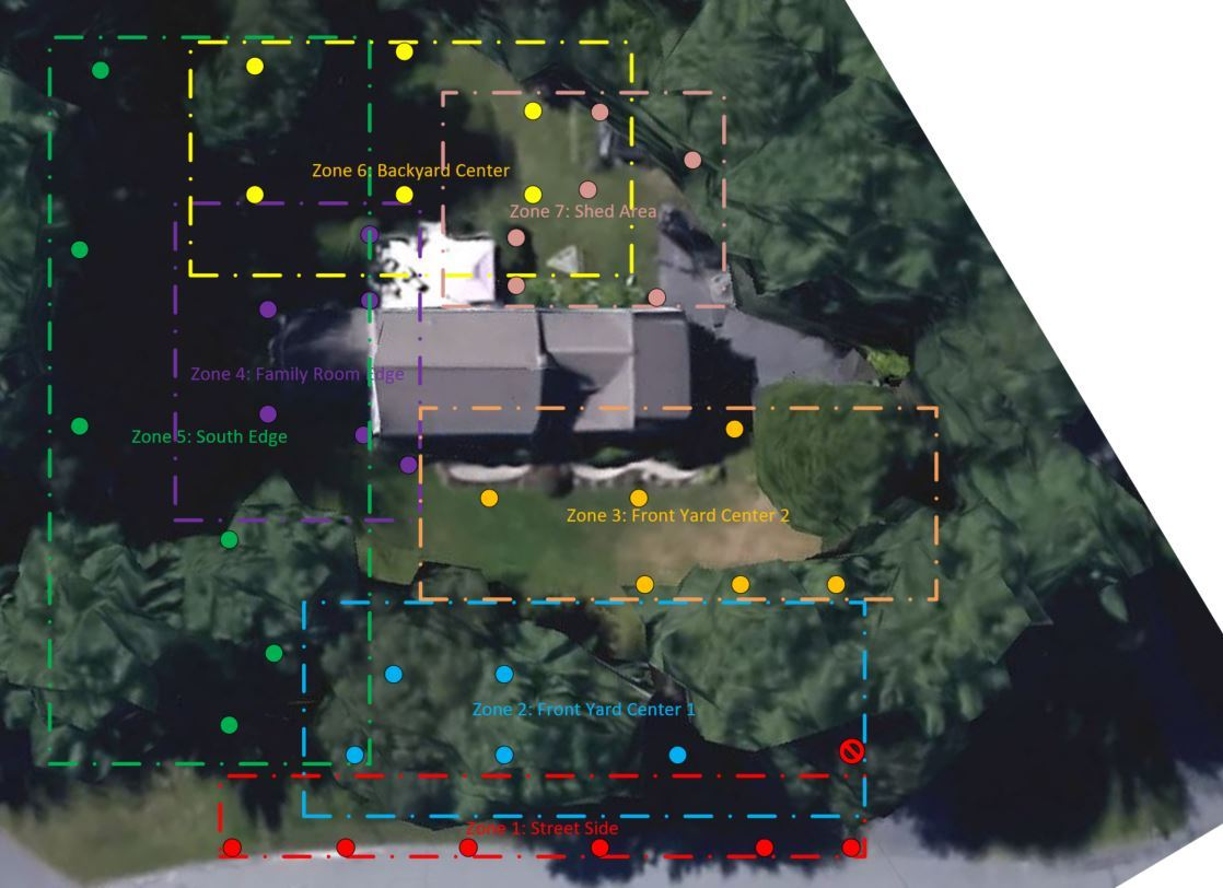 Software For Mapping Out Zones Archive Rachio Community - Yard mapping program