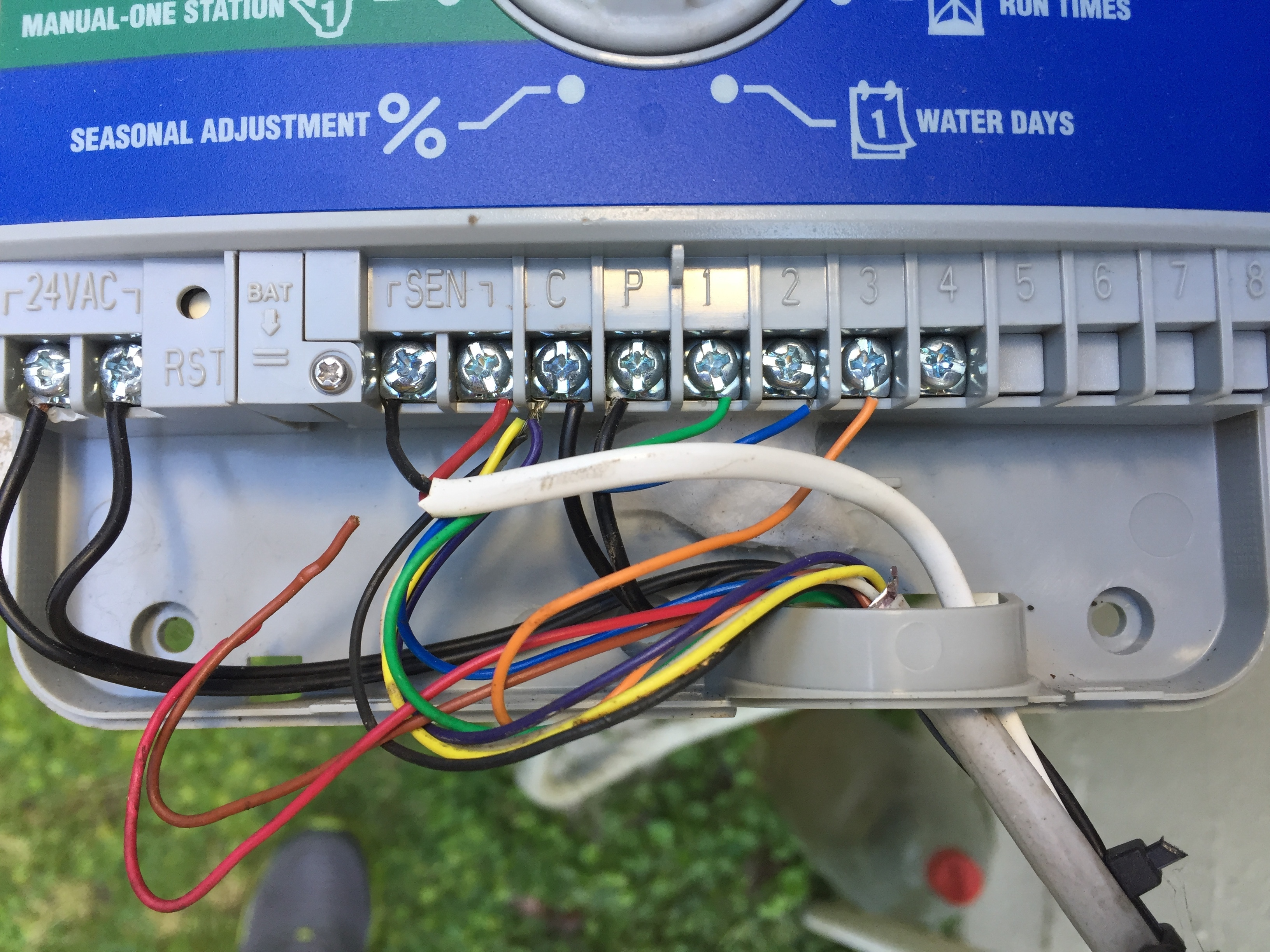 wiring support support rachio community, electrical wiring, electrical wiring support